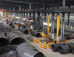 自动焊割车间智能化生产管理系统
