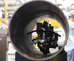 小筒体埋弧自动焊专机