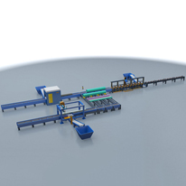 TDC-XQ 管材全能自动切割线