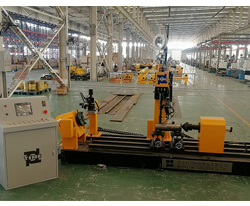 Multi function circumferential welding equipment